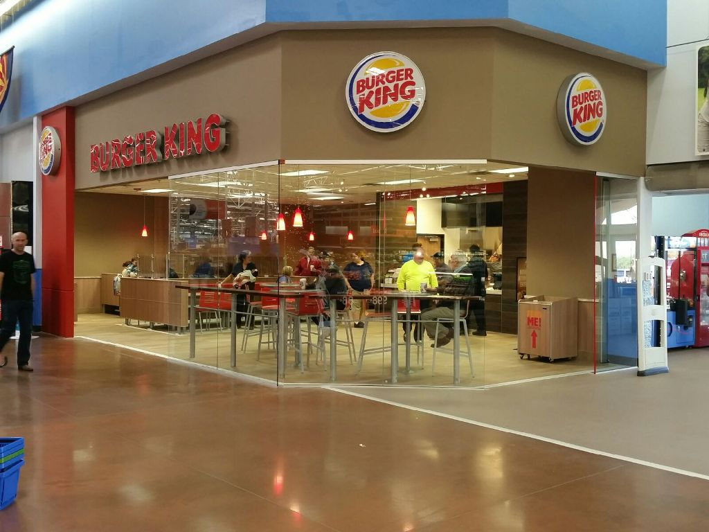 Dakis Contracting Restaurants_Burger King in Walmart-Mesa,AZ