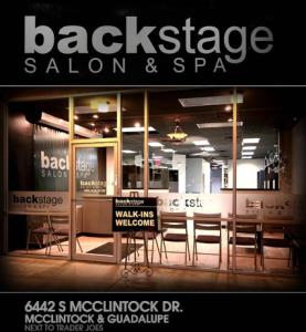 Dakis Contracting-Backstage Salon & Spa_Tempe,AZ